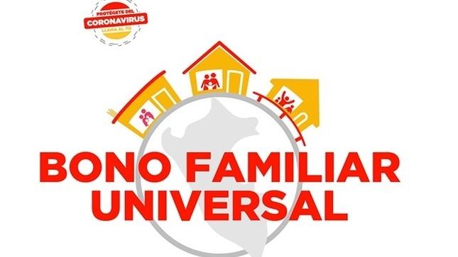 Conozca si es beneficiario del Bono Universal Familiar de S/ 760